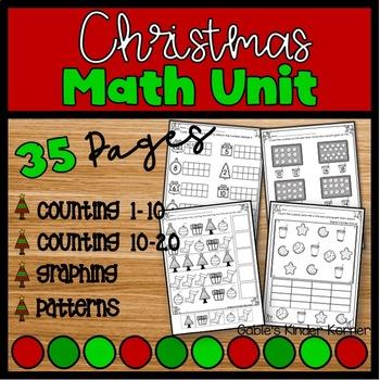 MEGA Christmas Math Bundle! *NO PREP*