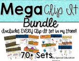 MEGA Clip It *Growing Bundle* ALL CLIP It sets