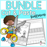 MEGA Cut and Paste Sentences Bundle