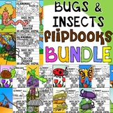 MEGA DEAL BUNDLE : 26 Bug and Insects Flip Books