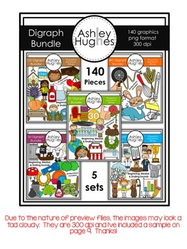 MEGA Digraph Bundle {Graphics for Commercial Use}
