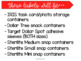 MEGA Editable Label Bundle