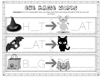 MEGA FREE Halloween Printable Pack