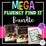 MEGA Fluency Find It BUNDLE (K-2)