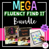 MEGA Fluency Find It BUNDLE (K-2)