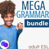 MEGA Grammar BUNDLE for ESL and Secondary