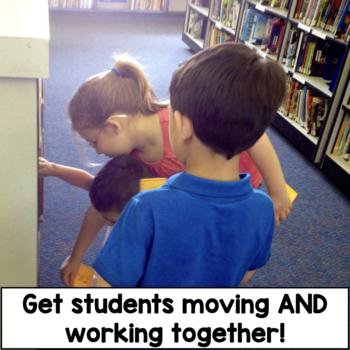 Library Scavenger Hunt MEGA Bundle