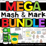 MEGA Mash & Mark BUNDLE for Speech Therapy