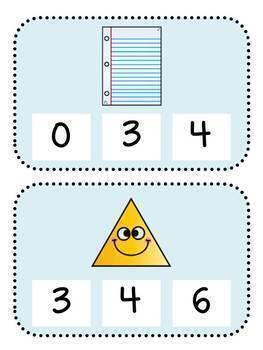 MEGA Math Bundle (Kindergarten, Standards-Aligned)