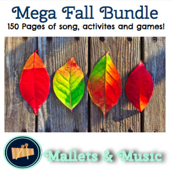 MEGA Music Fall Bundle