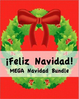 MEGA Navidad Christmas Bundle