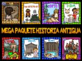 MEGA PAQUETE DE HISTORIA ANTIGUA