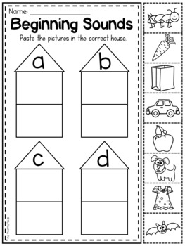 MEGA Phonics Worksheet Bundle - Pre-K Kindergarten by My ...