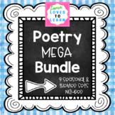 MEGA Poetry Bundle---Save $$$