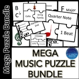 MEGA Music Puzzle BUNDLE