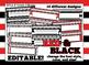 MEGA Red and Black Themed Bundle- alpha banner, name plates, banner, labels