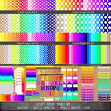MEGA Seller's Toolkit #3 - Digital Paper, Frames, Ribbons, Bunting, Washi, Alpha