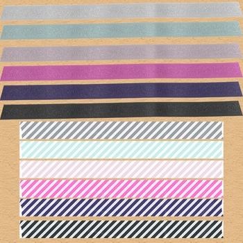 MEGA Seller's Toolkit Bundle #2 - Digital Paper, Frames, Ribbons, Bunting, Washi