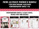 MEGA Ultimate Kindergarten Phonics Benchmark Adelante Bundle