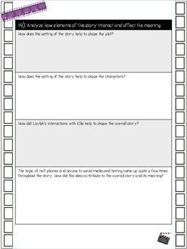 MEGABUNDLE: ELA Common Core Assessments/activities