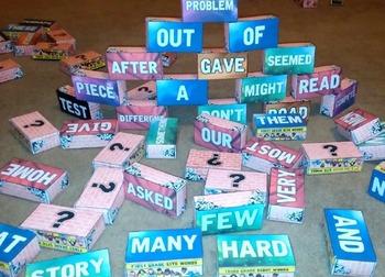 MEGABUNDLE - Sight Words - Word Wall - First through Sixth Grade
