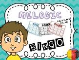 MELODIC SOLFEGE BINGO - DO to SO