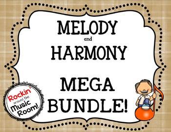 MELODY/HARMONY - MEGA BUNDLE!