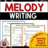 Music Composition: A Step by Step Approach to Melody Writing