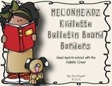 MELONHEADZ Kidlette Bulletin Board Borders