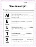 MELTS Energy (SPANISH)
