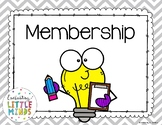 MEMBERSHIP (Unlimited Resources)