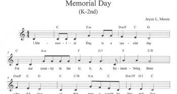 MEMORIAL DAY PROGRAM PACKAGE