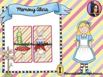 MEMORY ALICIA WONDERLAND