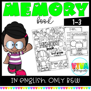 MEMORY BOOK 1-3
