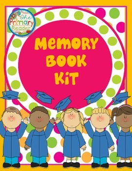 MEMORY BOOK KIT {K - 3} NO PREP PRINTABLES