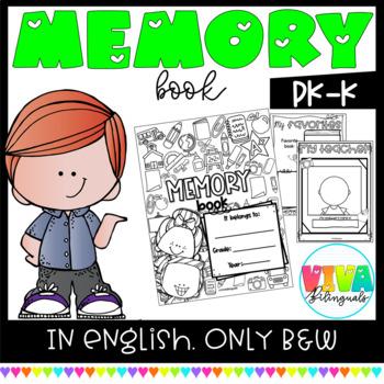 MEMORY BOOK PK-K