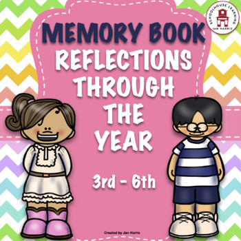 MEMORY BOOK Reflections Through The Year