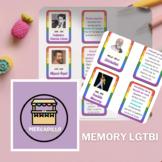 MEMORY LGTBI+