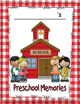 MEMORY OR SCRAPBOOK PRESCHOOL VERSION