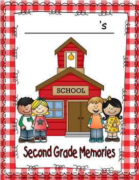 MEMORY OR SCRAPBOOK FOR SECOND GRADE