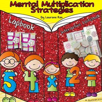 MULTIPLICATION:  MENTAL MULTIPLICATION STRATEGIES {COMMON
