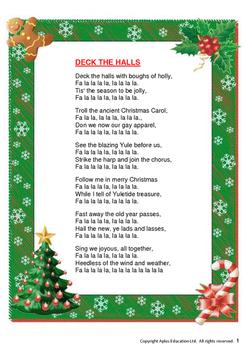 MERRY CHRISTMAS Grade 3 & Grade 4 Fun & Educational Christmas Activities