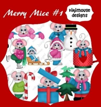 MERRY MICE CLIPS