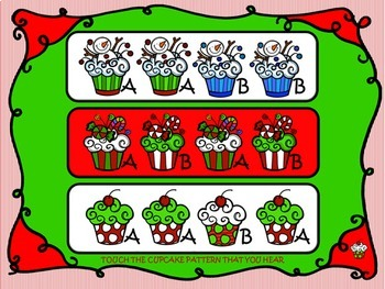 Merry Tunes - A Form Recognition Activity