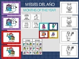 MESES DEL AÑO / MONTHS OF THE YEAR