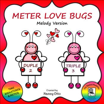 Meter Love Bugs - Melody Version