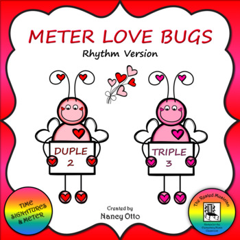 Meter Love Bugs - Rhythm Version
