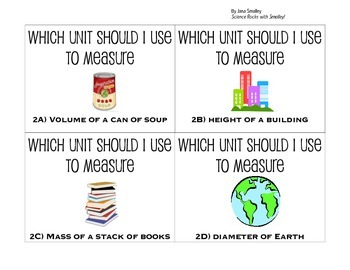 METRIC MEASUREMENT CARDS: Which Unit Should I Use?
