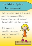 METRIC Measurement Poster Set