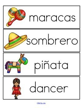 Cinco de Mayo Activities Centers and Printables for ...